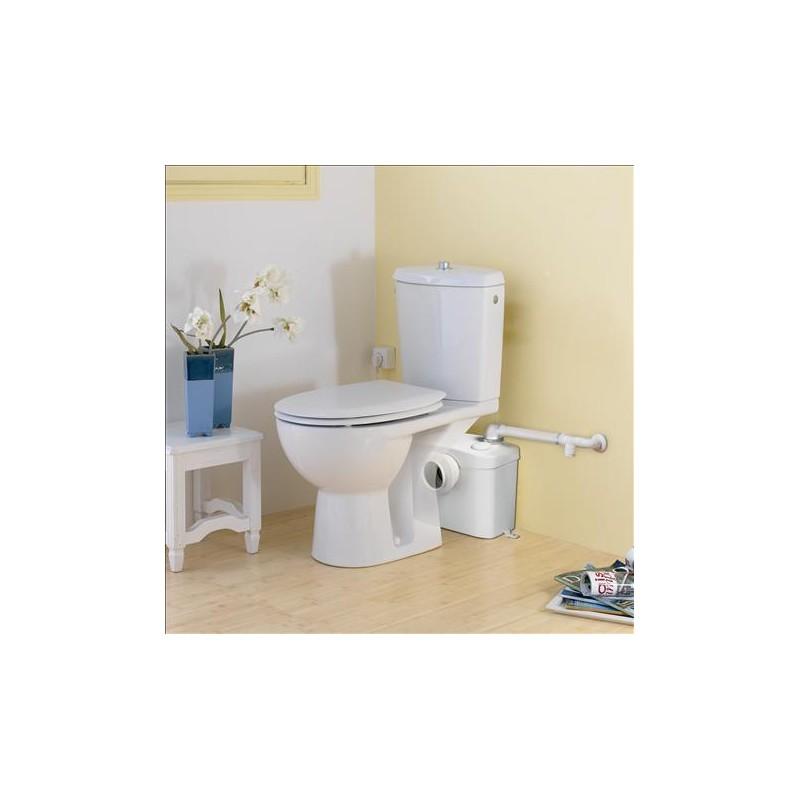 Sanitrit wc triturador wota - Inodoro con triturador ...