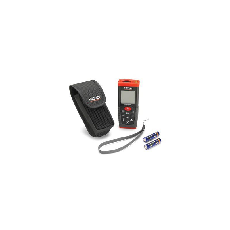 Medidor de distancias l ser ridgid micro lm 100 wota - Medidor distancias laser ...